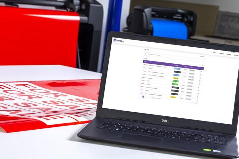 SAi announces availability of SideKick job organization tool to streamline project management for sign and large format print businesses featured image