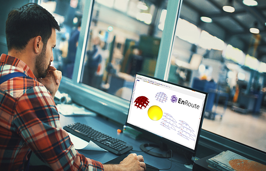 SAi CNC Software | CAD-CAM Design 2D, 3D Routing & Engraving